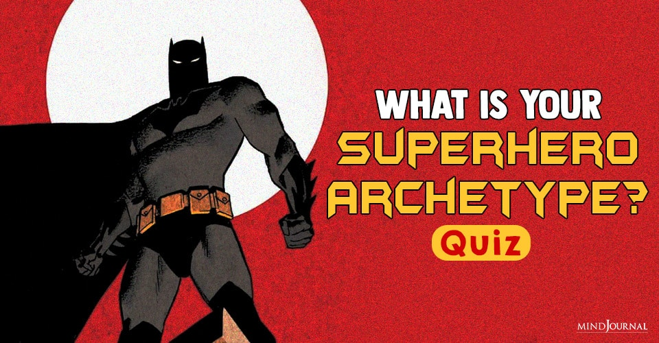 What Is Your Superhero Archetype