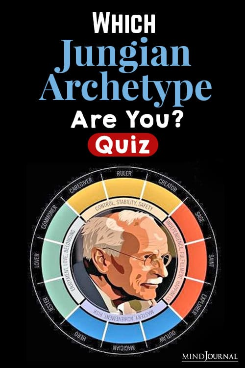 Which Jungian Archetype Are You quiz pin