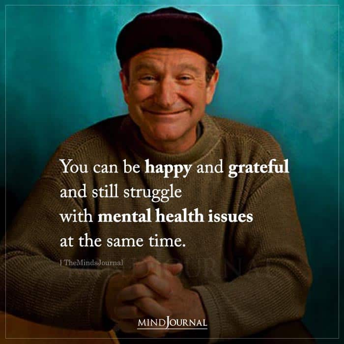 You Can Be Happy and Grateful and Still Struggle