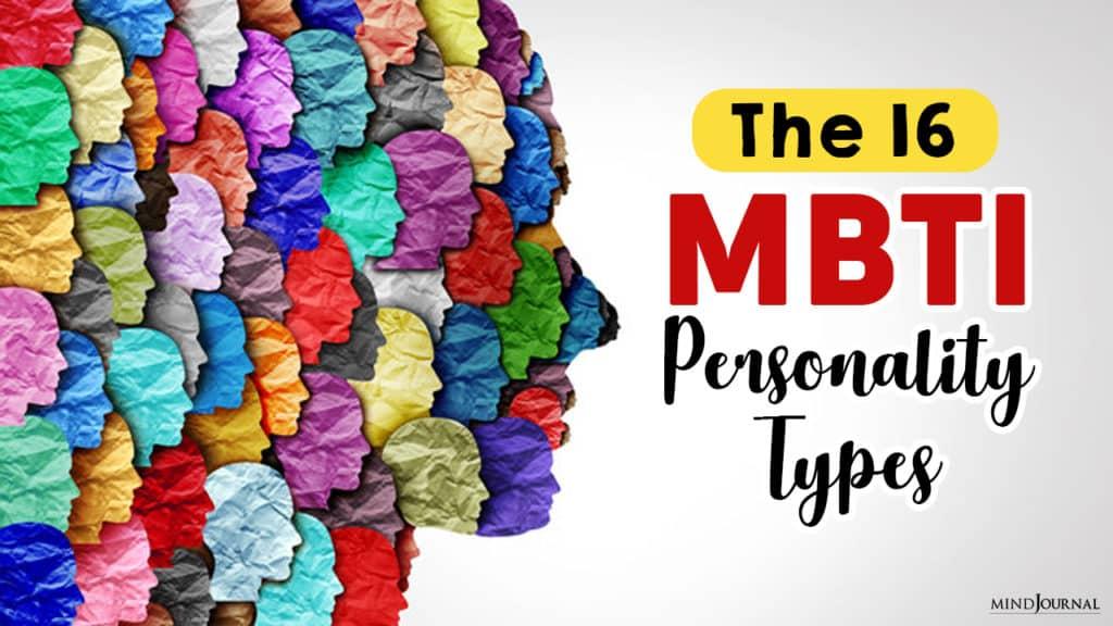 mbti Personality Types