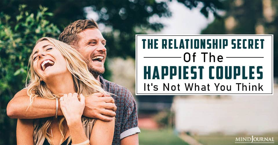 relationship secret of the happiest couples