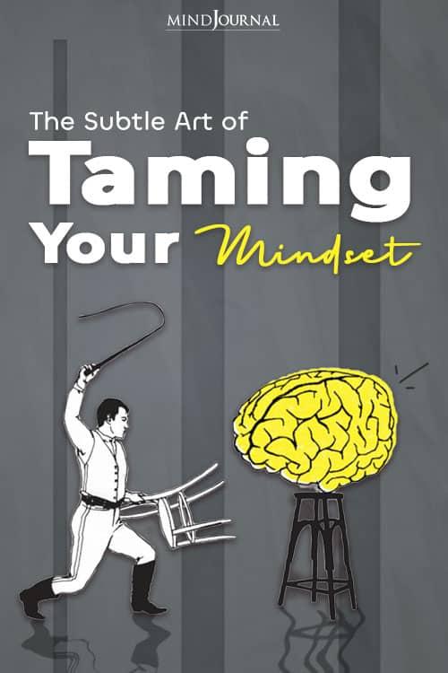 Art of Taming Your Mindset PIN