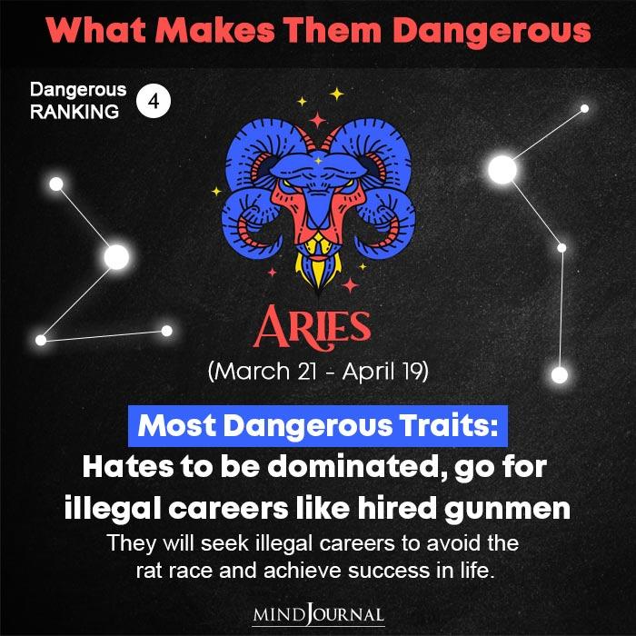 Dangerous-RANKING-Aries