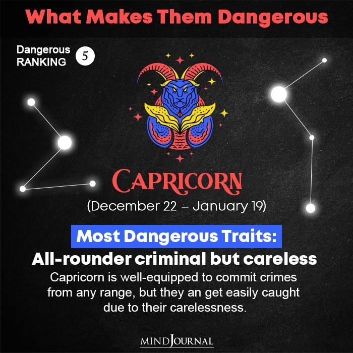 Dangerous-RANKING-Capricorn