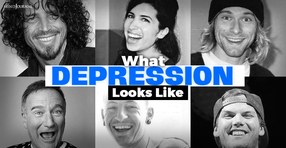 What Depression Looks Like: The Hard-Hitting Truth