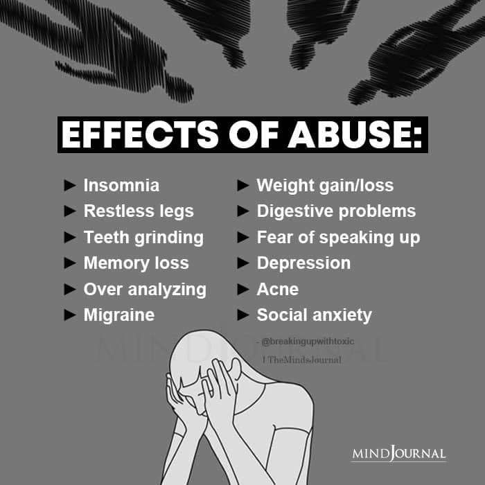 Effects of Abuse
