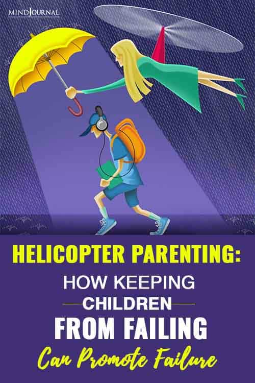Helicopter Parenting PIN