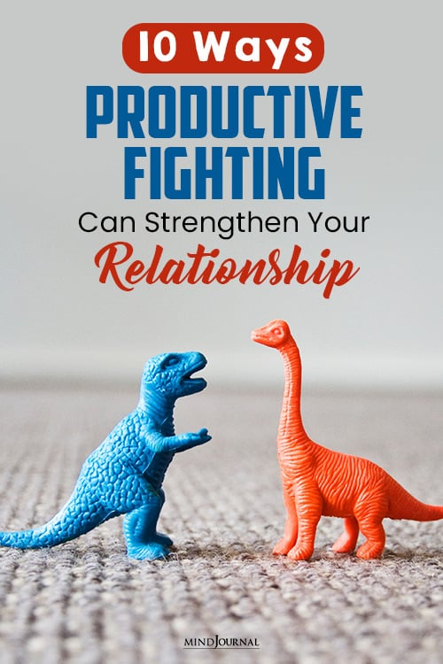 How Productive Fighting Can Strengthen Your Relationship pin