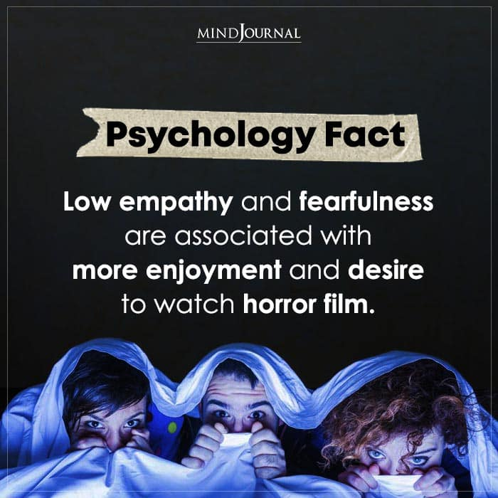 Low Empathy And Fearfulness Are Associated With More