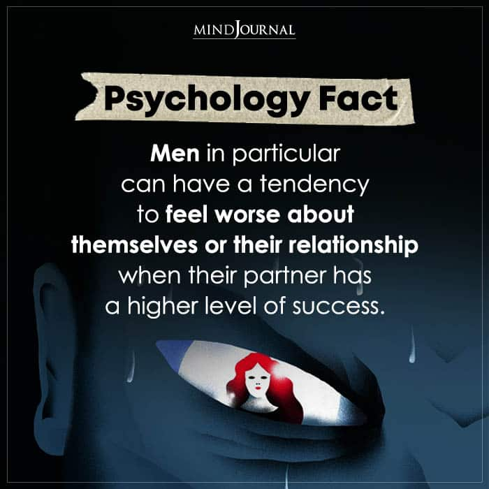 Men In Particular Can Have A Tendency To Feel Worse