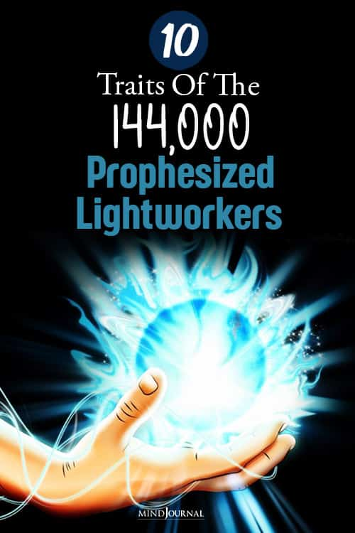 Prophesized Lightworkers pin