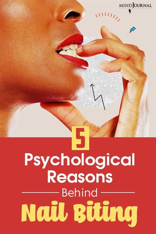 Psychological Reasons Behind Nail pin