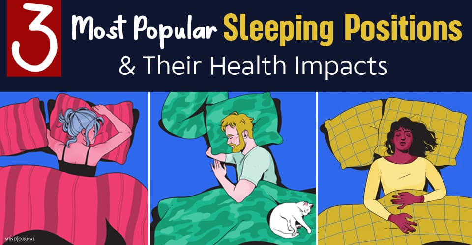 The 3 Most Popular Sleeping Positions