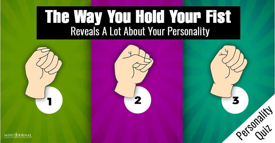 The Way You Hold Your Fist