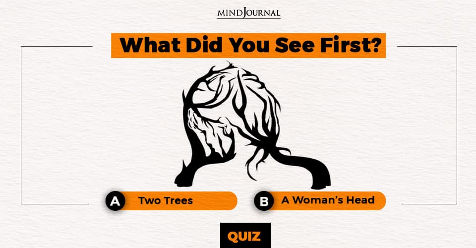 What Did You See First Tree or Girl Site