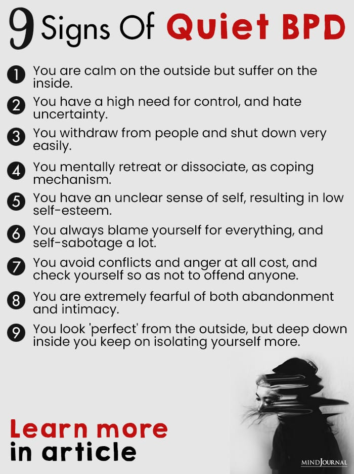 What Is Quiet BPD? 9 Signs You Are Suffering In Silence