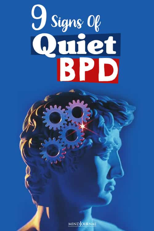 What Is Quiet BPD pin