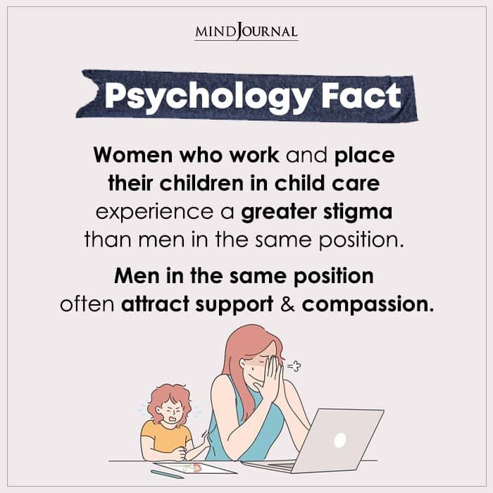 Women Who Work And Place Their Children In Child