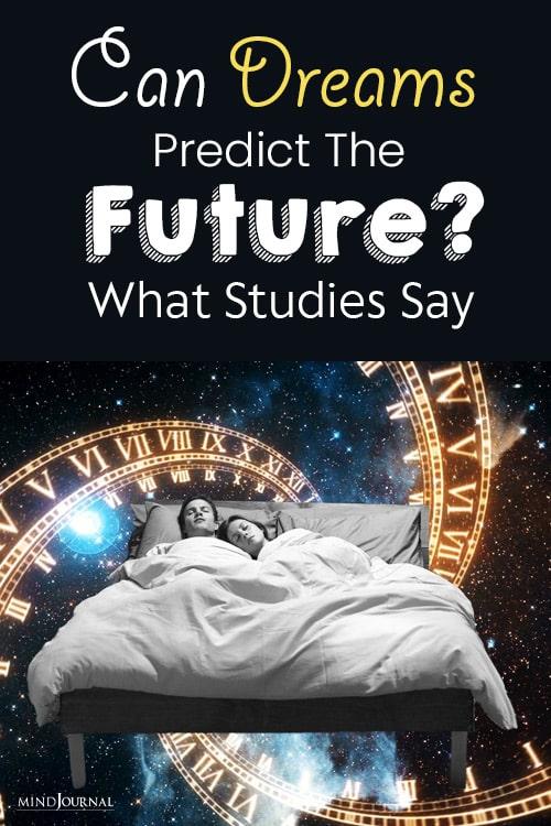 can dreams predict the future pin