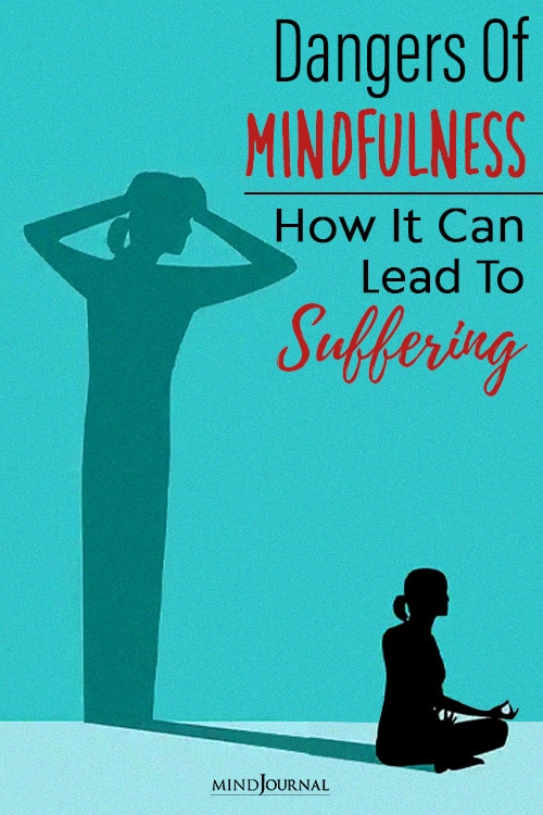 dangers of mindfulness pin