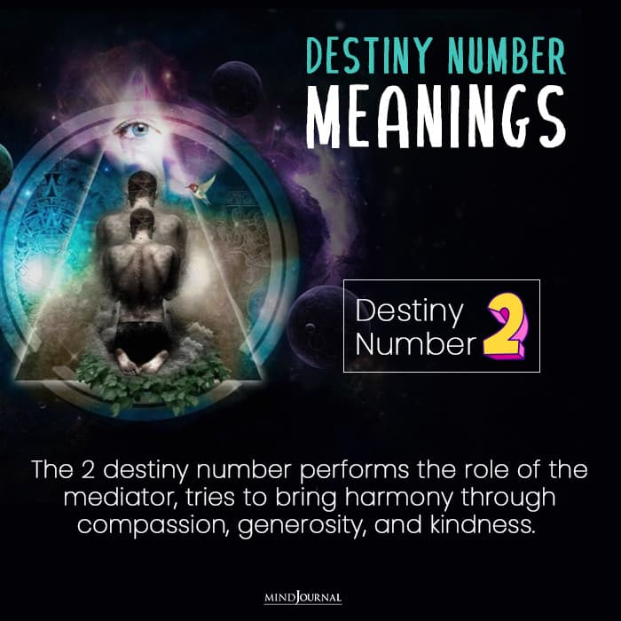 destiny number two