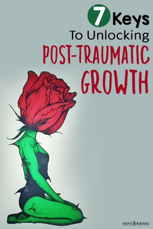 keys to unlocking posttraumatic growth trauma pinop
