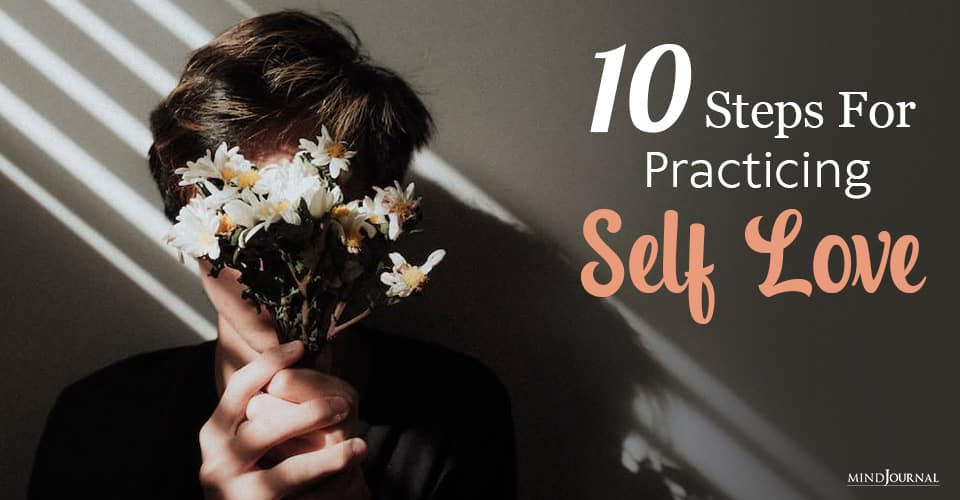 steps for practicing self love