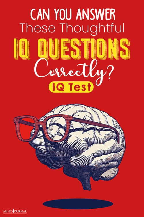 Answer These Thoughtful IQ Questions pin
