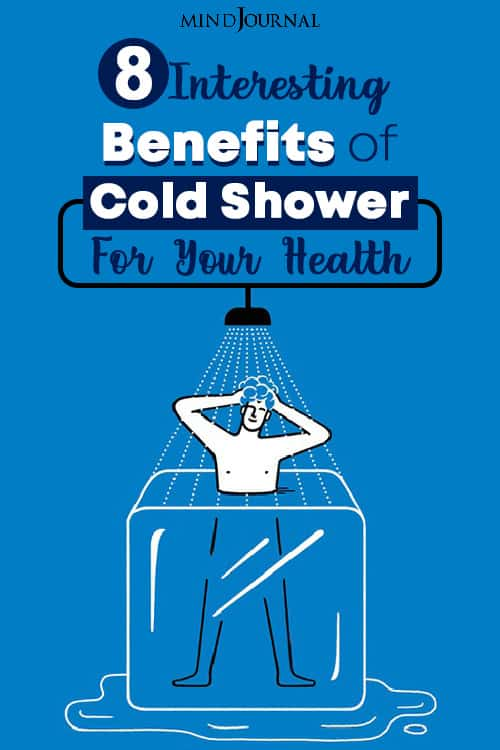 Benefits of Cold Shower Health