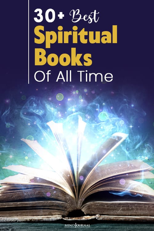 Best Spiritual Books Of All Time pin