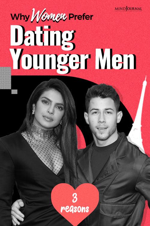 Dating Younger Men PIN