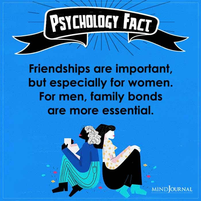 Friendships Are Important But Especially For Women