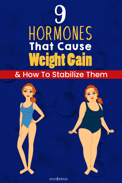 Hormones That Cause Weight Gain pin