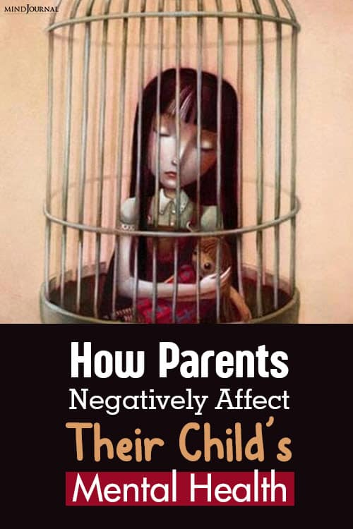 How Parents Cause Mental Health Problems pin
