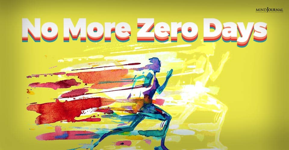 No More Zero Days Rules To Improve Life