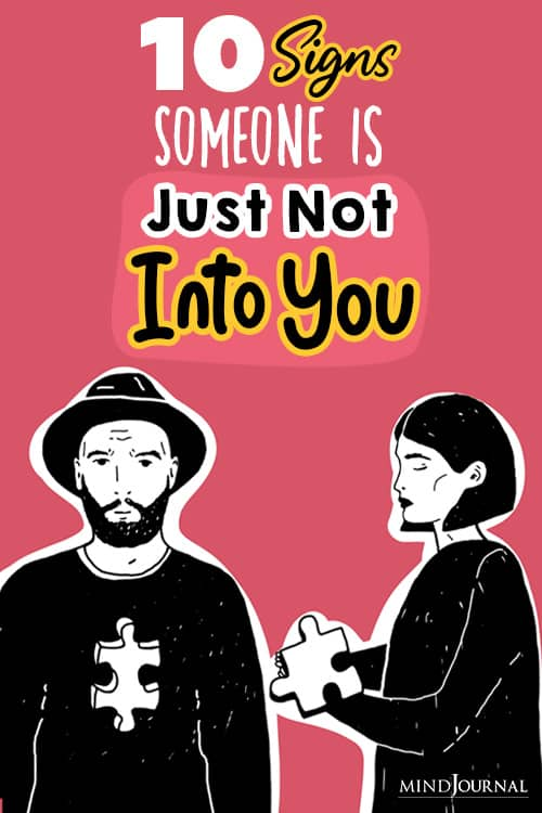 Not into you pin