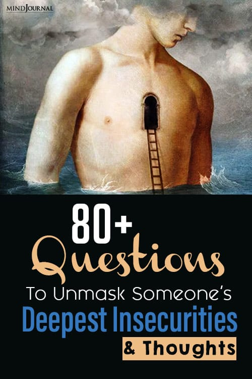 Questions That Can Unmask pin one