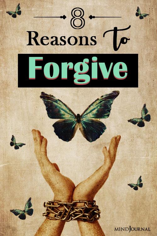 Reasons To Forgive Pin