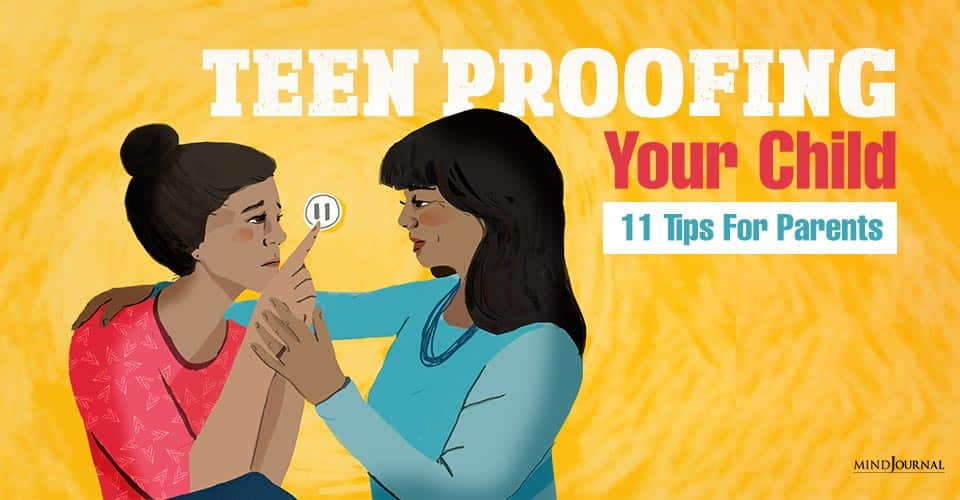 Teen Proofing Your Child
