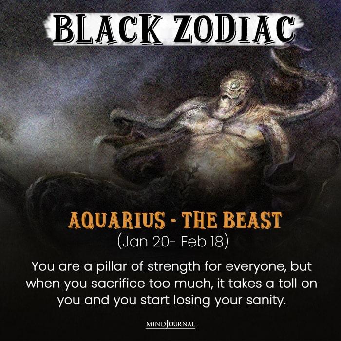 The Evil Side Of aqua