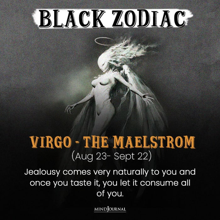 The Evil Side Of virgo