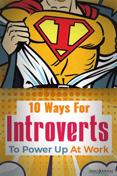 Ways For Introverts To Power Up At Work PIN