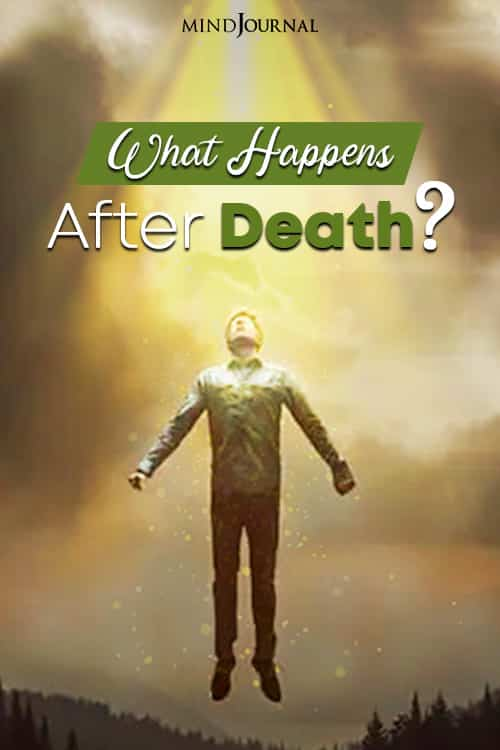 What Happens After Death PIN