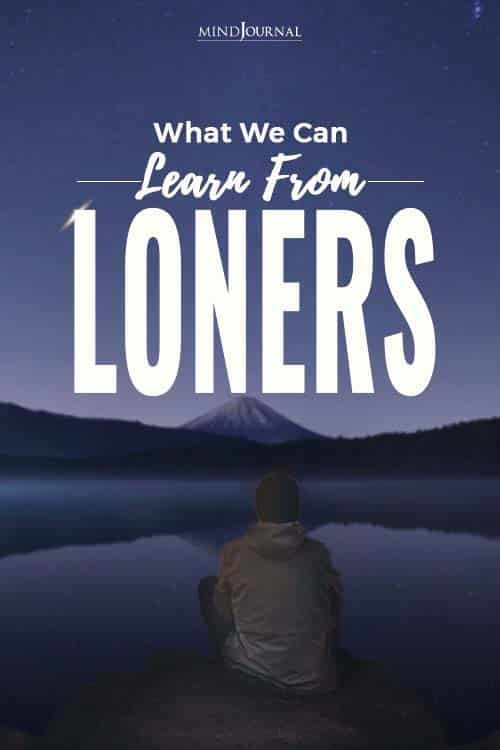 What We Can Learn From Loners PIN