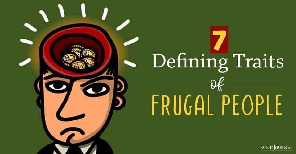 Who Are Frugal People