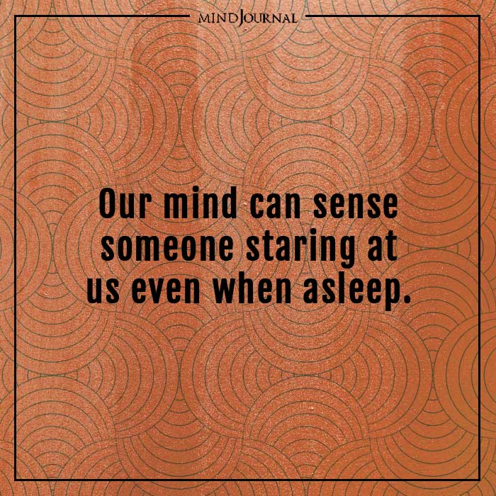 amazing psychological facts mind can sense