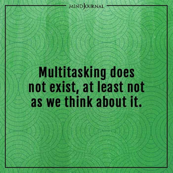 amazing psychological facts multitasking