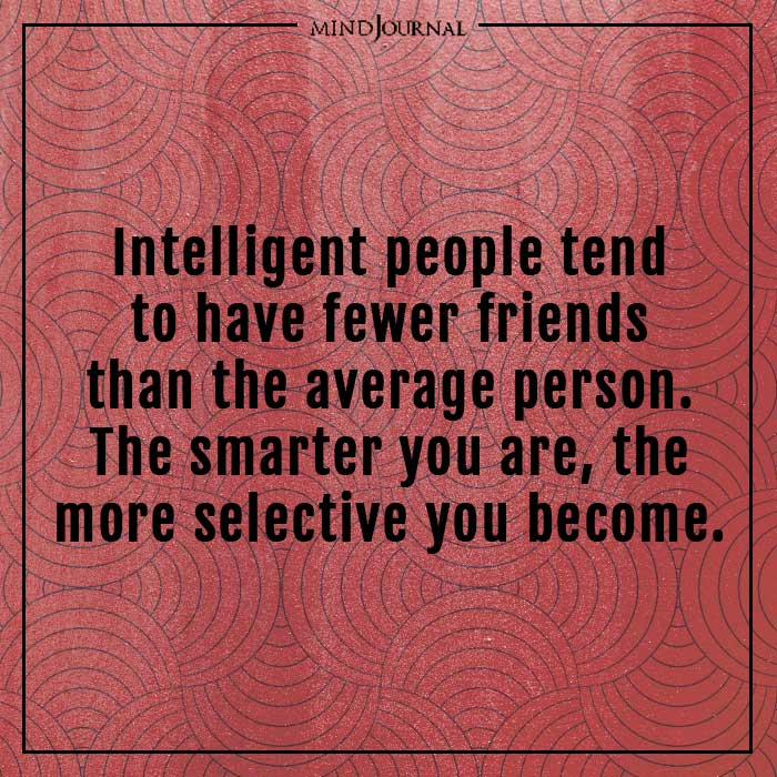 amazing psychological facts smarter you are