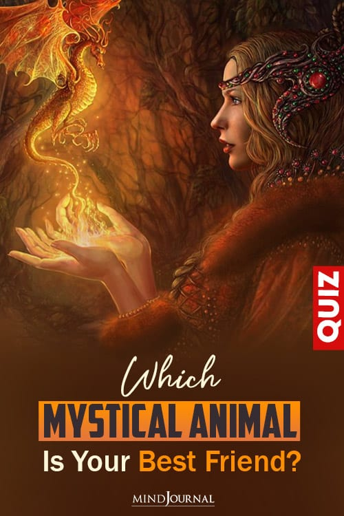 mystical animal PINone QUIZ