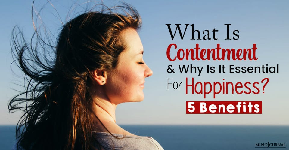 what is contentment and why it essential for happiness